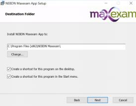 maxexam app