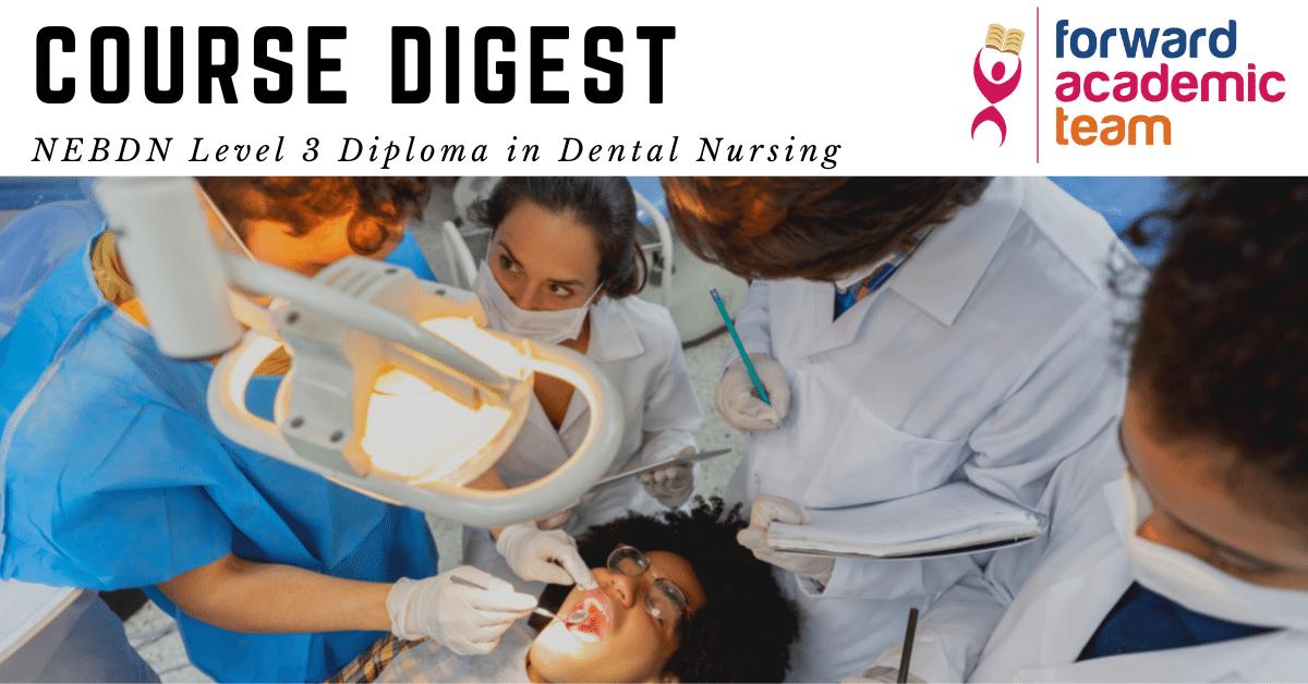 featured image dental nurse course blog