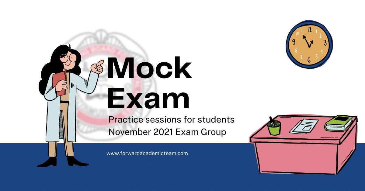 Mock Exam Practice Sessions